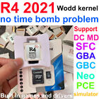 R4 Gold Pro Revolution 2021 R4i (Optional 32g card with 1000+ games)USA Seller