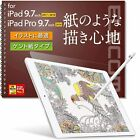 ELECOM Paper-Feel Screen Protector for iPad 9.7 inch Japanese Package NEW