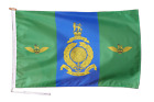 Commando Helicopter Force Royal Marines Flag With Rope & Toggle - Various Sizes