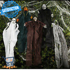 5pcs 2ft Monster Halloween Hanging Decoration Outdoor Haunted Prop Decor