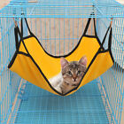Small Pet Cat Hammock Breathable Mesh Bed Hanging Cages Puppy Kitten Rat Swing
