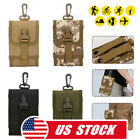 Outdoor Camping Hanging Bag Money Pocket Tactical Mobile Cell Phone Pack Bags