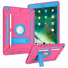"For Apple iPad 8th Generation 10.2"" 2020 Tough Shockproof Armor Stand Case Cover"