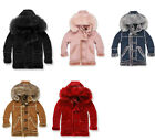 Jordan Craig Shearling Winter Kids Jackets with Fur Little/Big Kids Sizes (2-16)