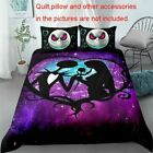 2/3PCS The Nightmare Before Christmas Bedding Sets Quilt Duvet Cover Pillow case