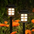 Garden LED Solar Lawn Lamp Outdoor Yard Pathway Patio Fence LED Lights Landscape