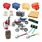 Mini 1:10 RC Car Accessories and Parts Decoration For 1/10 Rock Crawler Car