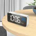 Sound Control Digital Clock Tabletop Alarm Clock