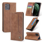 Luxury Magnetic Leather Card Slots Wallet Stand Case For Iphone 12 11 Pro Xs 7 8