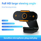 webcam auto focusing web camera hd cam with microphone for pc laptop desktop