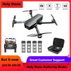 Holy Stone 4K HS720 Foldable 5G GPS RC Drone with HD Camera Brushless Quadcopter