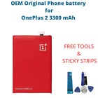 OEM Original Battery For OnePlus 2 X 3 3T 5 5T 6 6T 3000 mAh Replacement Battery