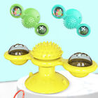 Pet Toys For Cats Interactive Puzzle Training Turntable Windmill Ball WhirliZJA