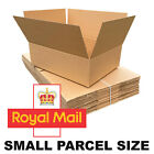 Selection Of Royal Mail Small Parcel Size Postal Cardboard Boxes - ALL SIZES