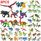 Dinosaurs+Building+Blocks+DIY+Figures+Playset+Gifts+for+Boys+Girls+Party+Favors