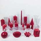 Clay+Tools+Christmas+Decoration+Wedding+Supplies+Cake+Decoration+Candle+Mold