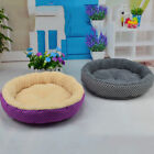 Large Dog Cat Igloo Bed Pet Cushion Beds Soft Kennel Blanket Nest Washable House