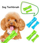 Soft Tooth Massage Pet Chew Toy Molar Stick Grinding Teeth Dog Toothbrush