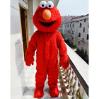 Elmo Mascot Costume Cookie Monster Fancy Party Dress Carnival Outfit Activity Ma