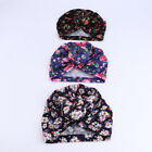 3pcs Infants Comfortable Breathable Baby Printed Headscarf Cotton Headwe