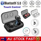 tws wireless bluetooth 5 0 earbuds stereo headphones headset earphone waterproof