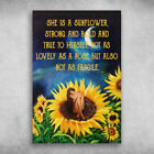 Nude Girl With Sunflowers She Is A Sunflower Canvas .75inch Mom Gift