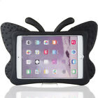 Butterfly Kids Safe EVA Foam Shockproof Case Cover For Apple iPad 7th / 8th 10.2