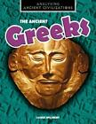 Ancient Greeks by Louise Spilsbury Hardcover Book Free Shipping!