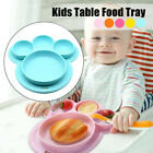 Placemat Baby Mat Silicone Toddler Tray Dinnerware Food Feeding For Kindergarten