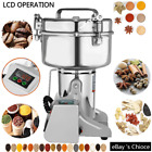 Electric Herb Grain Grinder Cereal Wheat Powder Grinding Flour Mill Machine