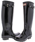 HUNTER WOMEN'S TALL RAIN BOOTS GLOSS/MATTE Pick Size & Color