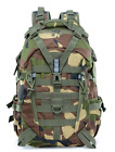 Outdoor Camping Hiking Backpack Military Tactical Shoulder Bag Travel Rucksack