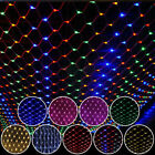 LED+Net+Fairy+String+Lights+Curtain+Mesh+Lights+for+Christmas+Tree+Party+Outdoor