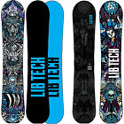 Lib Tech Terrain Wrecker Men's Snowboard all Mountain Freestyle 2020-2021 New
