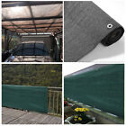 220gsm Heavy Fencing Mesh Shade Net Privacy Wall Garden Screening WindbreakCover