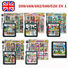 All in 1 Video Game Cartridge Console Card For Nintendo NDS NDSL 2DS 3DS NDSI UK