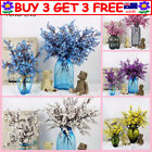 Artificial Fake Gypsophila Silk Flowers Home Table Decor Bouquet Bridal Wedding/