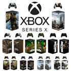 Xbox Series X Call-Of-Duty Stickers Console And Two Controllers Skin Decal Gifts