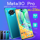 6.3-inch Mate30 Pro Android Smartphone Mobile Phone 10 Core Dual Sim 8+256gb