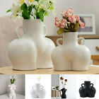 Vase Human Body Female Body Bum Nude Abstract Flower Vase Home Decoration Tt Au