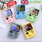 Handheld Retro Video Game Console Gameboy Built-in 500 Classic Games Gift Uk New
