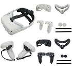 Sweat-proof Face Eye Mask Cover Handle Case Skin For Oculus Quest2 VR Headset