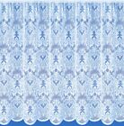 Nottingham Lace Net Curtain  Free Postage, In 10 Different Drops Down