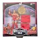 WWE Wrestlemania 21 ACTION FIGURE OFFICIAL PRODUCT