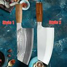 Butcher Knife Stainless Steel Meat Cleaver Chopping Knives Chef Kitchen Knife