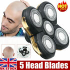 Replacement for Electric Razor Shaving Bald Tool 5 Head Blades Shaver Cutter UK