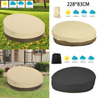Waterproof Garden Patio Furniture Dust Cover Sofa Covers Table Seat Outdoor