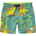 O'Neill Boardshort Swim Trunks Pb Flying High Boardshorts Green