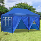 2.5x2.5m 3x3m Pop Up Gazebo Heavy Duty Outdoor Maquee Canopy Wedding Party Tent