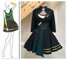 NEW The Avengers Loki cosplay costume dress